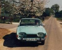Zur Kirschblüte Mai 1984