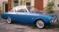 P3 Sport Coupe 1963
