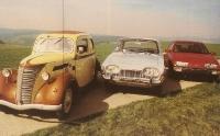 Bericht in der  Motor Klassik mitte 80er