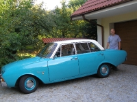 Ford TAUNUS 17m P3 - 1962 - 1,7 L