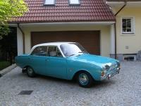 Ford TAUNUS 17m P3 FS - 1962