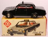 Kellermann Ford Taunus 17M P3 Taxi